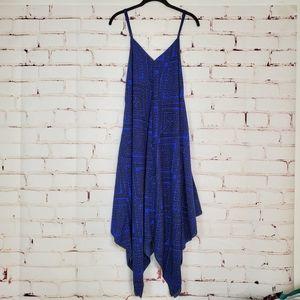 Pearl 88 Handkerchief Hem Dress Size S